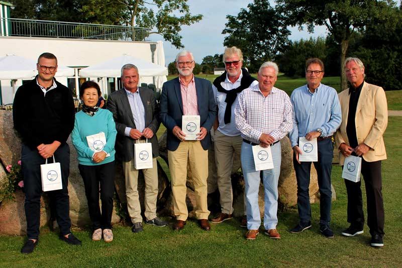 Sieger Und Platzierte Des 19. Aktionärsturniers 2019